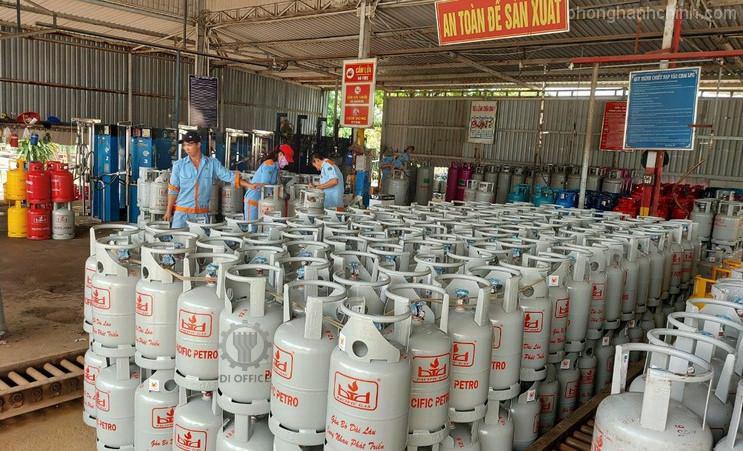Đăng ký kinh doanh gas ở Đồng Nai