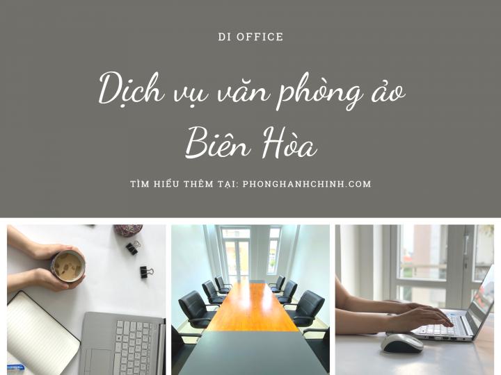 Dịch vụ văn phòng ảo Biên Hòa