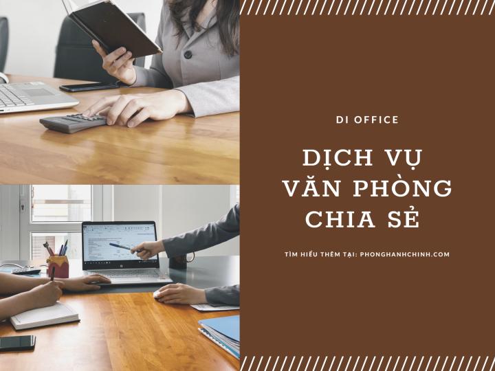 Dịch vụ văn phòng chia sẻ tại Biên Hòa